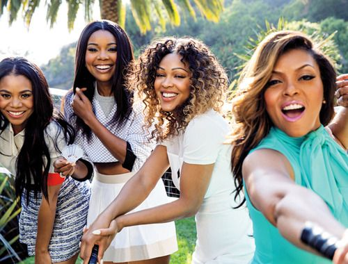 Regina Hall, Gabrielle Union, Meagan Good, Taraji P. Henson