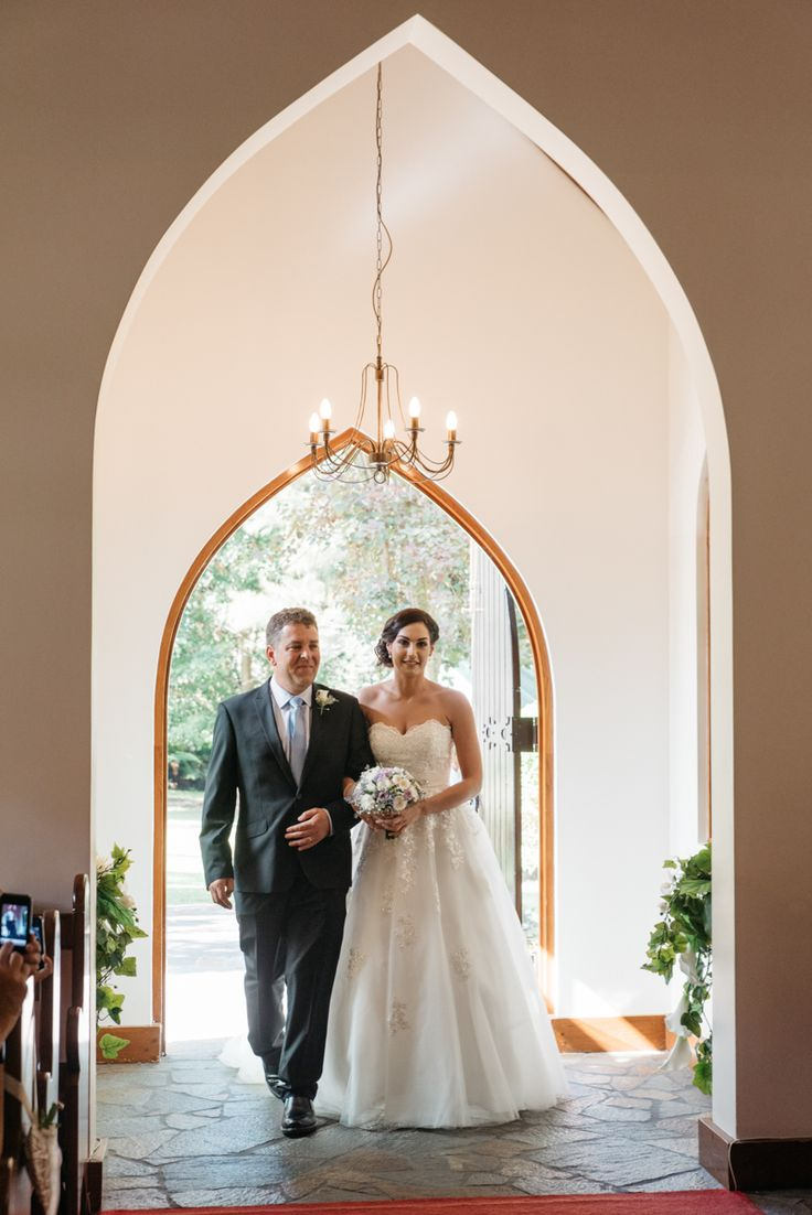 Coolibah Downs Private Estate Chapel by Pineapple Images - Gold Coast Hinterland Wedding Venue