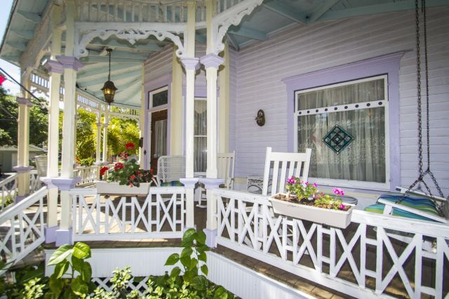 Historic Properties for Sale - Historic Gleason Home/Old Pineapple Inn - Melbourne, Florida
