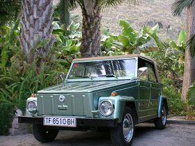 Hoy le toca el turno al Volkswagen 181 de 1.972. Este coche lo compré gracias a un anuncio en la prensa local, se encontraba en la isla de ...