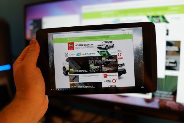 Comment transformer une tablette ou un smartphone Android en moniteur de PC ou Mac ? - Tuto - http://www.frandroid.com/comment-faire/tutoriaux/403350_comment-transformer-une-tablette-ou-un-smartphone-android-en-moniteur-de-pc-ou-mac-tuto  #Tutoriaux