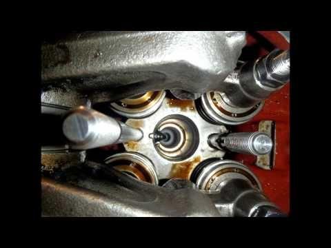 Diesel Generator Fuel valves overhauling HD timelapse plus fotos