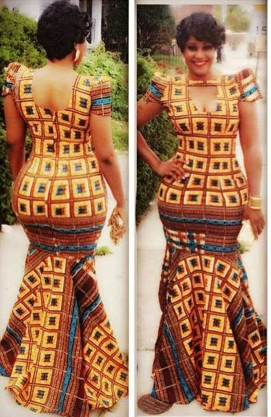 1000 Ideas About Long African Dresses On Pinterest African Dress Kitenge And Ankara