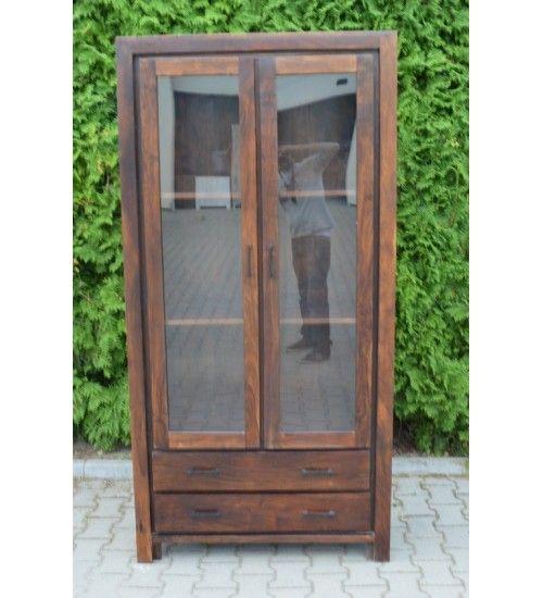 Indyjska #drewniana #witryna Model: 5313 @ 2,724 zł. Kup online dzisiaj w @ http://goo.gl/rCtFFc