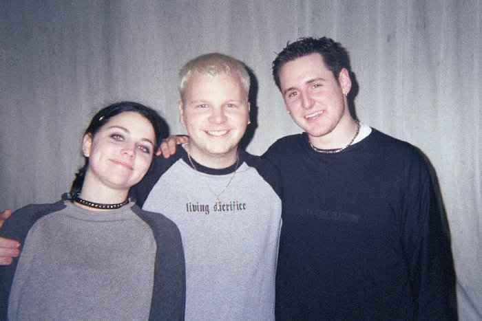 the band circa 2001 or so