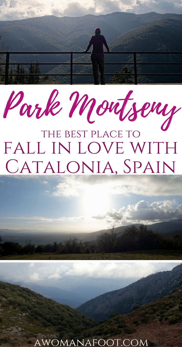 Fall in love with Catalonia hiking in Park Montseny, a true natural gem! awomanafoot.com
