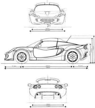 Bildresultat för cruze stock car blueprint
