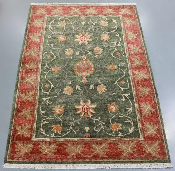 Nepal Veggie Dye Rug (Ref 7) 285x193cm - PersianRugs.com.au