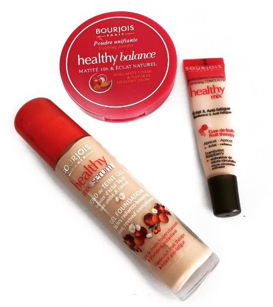 Bourjois Healthy Mix Serum Foundation : I really want to try it