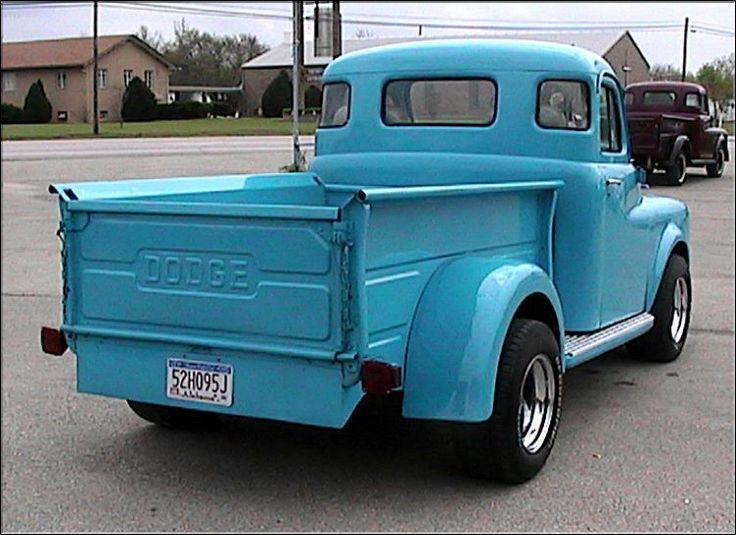 409 best desoto fargo dodge 1948 1953 images on for 1949 dodge 5 window pickup truck