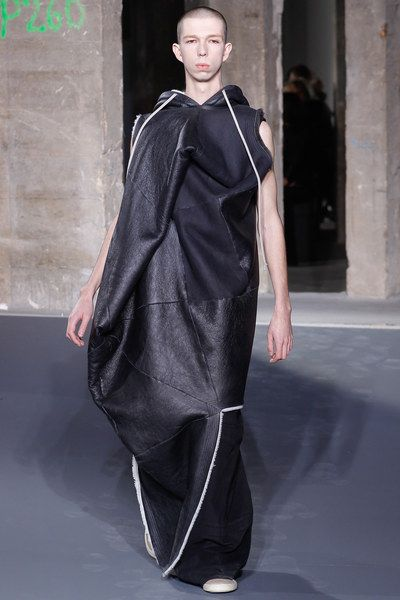 Rick Owens Fall 2016 Menswear Collection Photos - Vogue