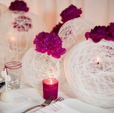10 gorgeous wedding craft ideas which are simple enough even for kids to do! (www.hodgepodgecraft.com, table centres, fairy lights, paper flowers, origami decorations and photo backdrop, favour boxes, Mexican wedding cookie recipe, bridesmaid survival kit, invite & save the date, plus an activity bag for kids)