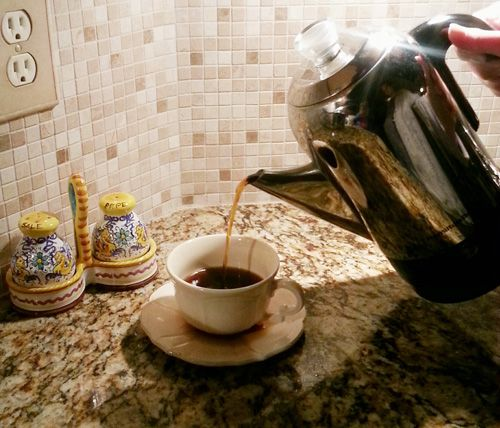The Coffee Percolator – still popular with some coffee drinkers.