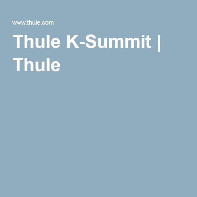 Thule K-Summit   Thule