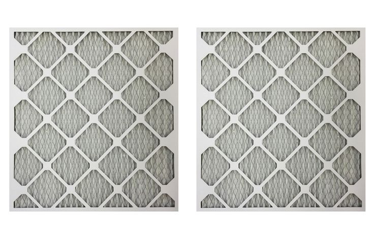2 21x23x1 MERV-11 Air Furnace Filters