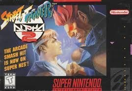Street Fighter - Alpha 2