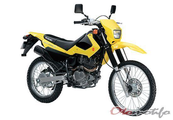 Gambar Suzuki DR200S