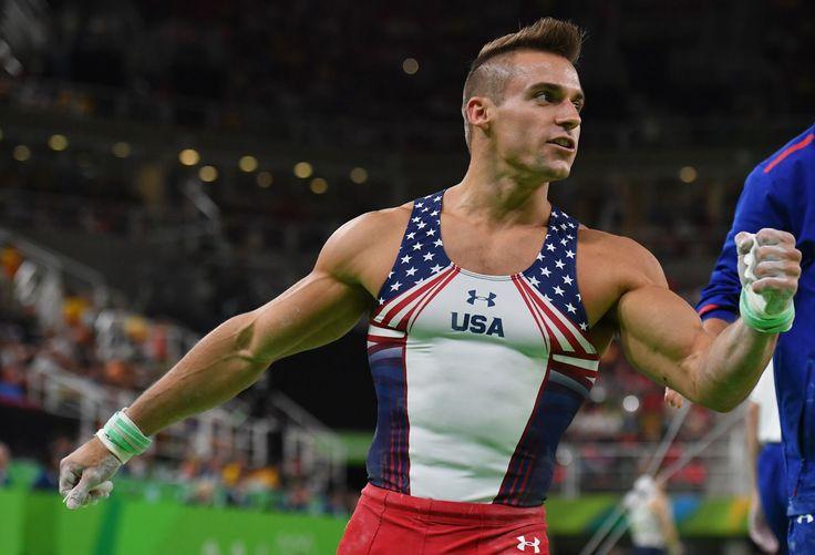 Sam Mikulak, Gymnastics, Olympic Games Rio 2016