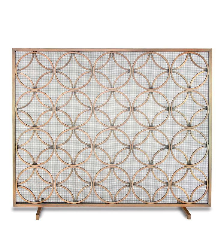 Fireplace Design fireplace screens : The 25+ best Midcentury fireplace screens ideas on Pinterest ...