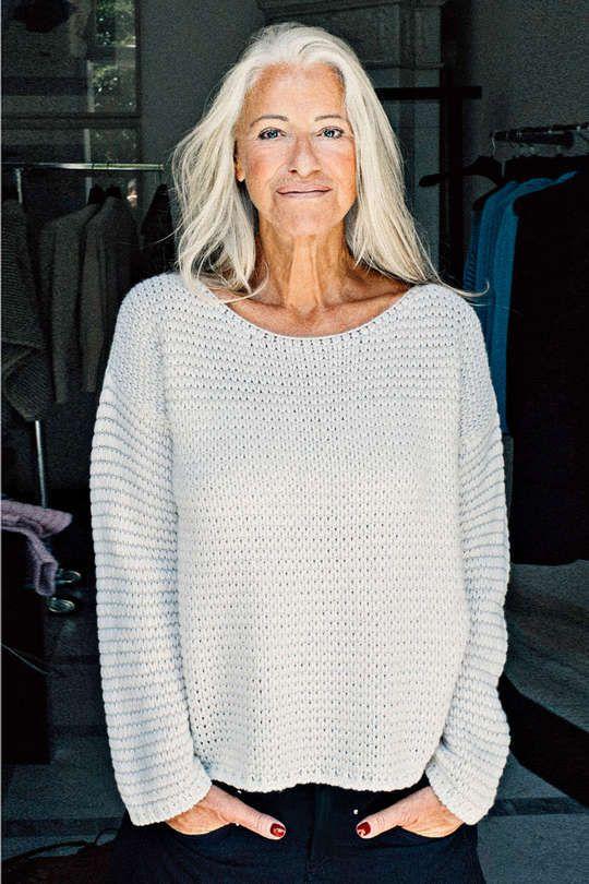 Iris von Arnim feiert 70. Geburtstag / Designer / Fashion Shows / Vogue