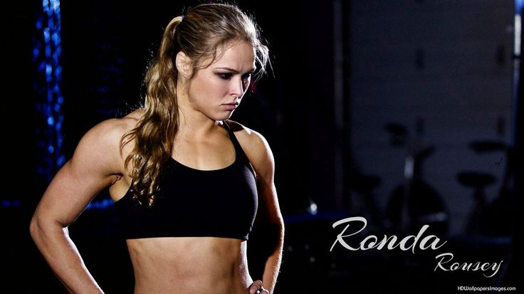 Ronda Rousey Hot HD Wallpaper   HD Wallpapers Images
