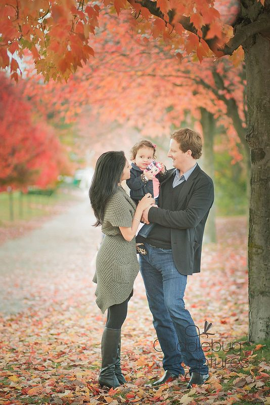 Fall Family – with toddler & dog!  by Shannon Banal