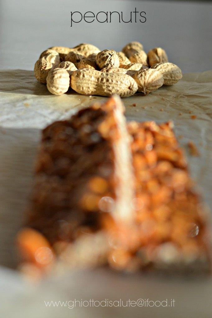 Energy Peanut Bars | Ghiotto Di Salute