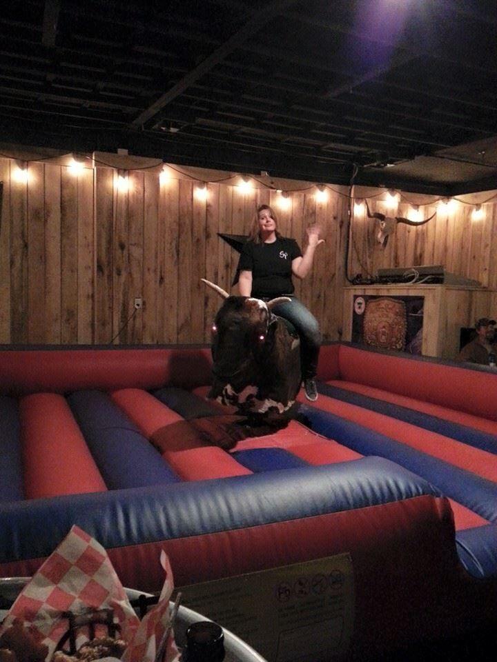 Mechanical bull ride mechanical bull bull riding home