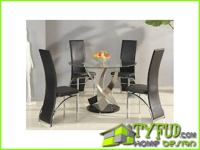 Nice Round Glass Kitchen Table Please Go To My Site Http://tyfud.