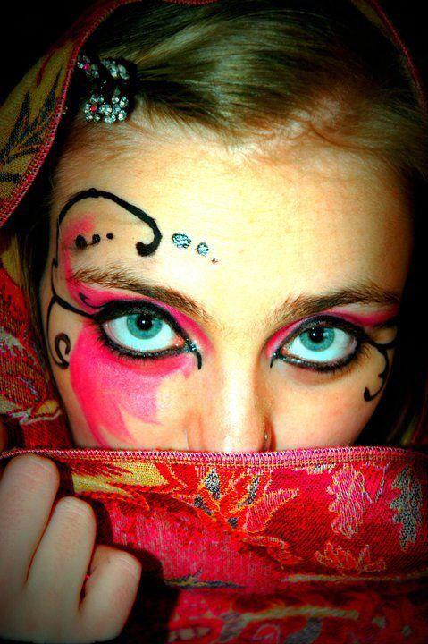Fairy make up