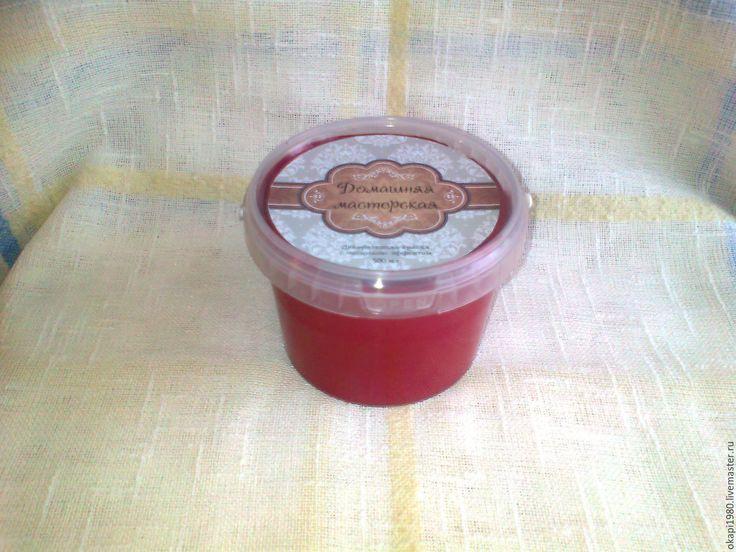 Купить Меловая краска Домашняя мастерская Бургунди (150 мл, 500 мл) - бордовый, бургунди