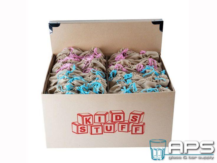 Ongemakkelijke wachttijden voor de kinderen, tijdens uw borreltje of lekker gerecht, worden aangenaam voor u en de kinderen door Kids-Stuff GmbH. Een give-away met educatief & positief karakter, toys zoals 3D-puzzels, origami-pakketten van vlinders, dinosaurussen en Sudoku.