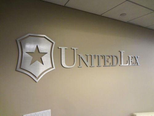 aluminum metal letters logos nyc we specialize in custom business signage in new york
