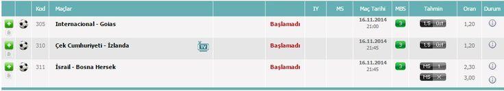 %89 Banko Kuponlar   16 Kasım Pazar