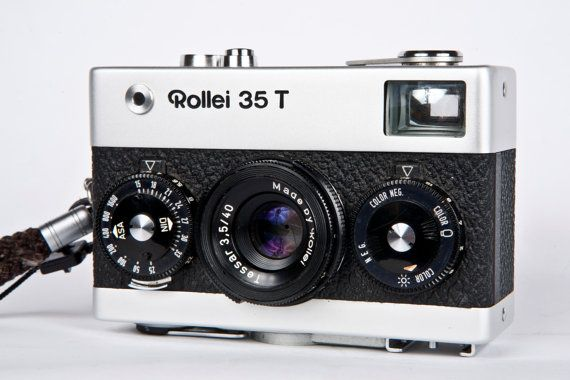 Rollei 35T Pocket Camera Professionally Tested in VERY GOOD Condition on Etsy, 2 147:98 kr