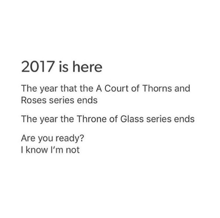 I honestly don't know what I'm going to do with my life afterwards!! You have to give them a happy ending SARAH! Or I will SOB UNTILL MY LAST BREATHE. *Tears start sliding down cheeks *Puts hand on Glass window Okay, okay too dramatic! Haha TOGS EOS PT.6 ACOMAF ACOWAR