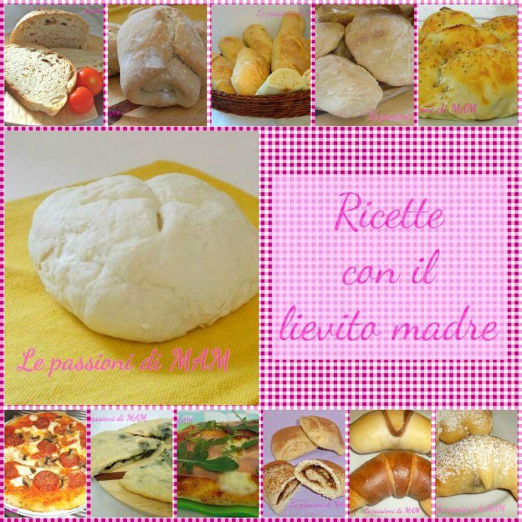Ricette con il lievito madre ricettario gratuito in pdf |