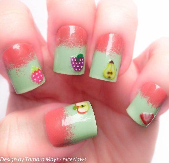 35 best Summer Nail Art images on Pinterest | Summer nail art ...