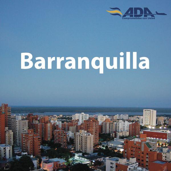 Barranquilla es la cuarta ciudad más grande de Colombia y uno de los destinos ADA