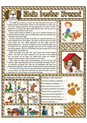 1000 images about d tiere on pinterest worksheets printables and tiere. Black Bedroom Furniture Sets. Home Design Ideas