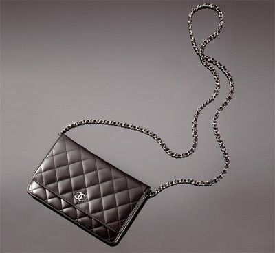 Chanel wallet on chain...my 40th birthday present to myself maybe