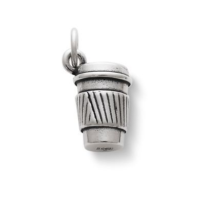 Coffee to Go Charm | James Avery