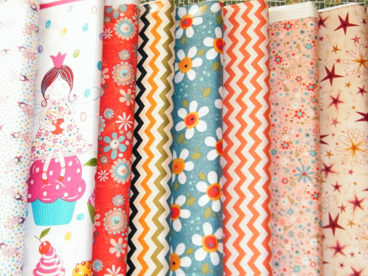 Telas infantiles patcwork 100% algodón. http://coseycanta.com/es/467-telas-patchwork-infantiles-bebe?id_category=467&n=20