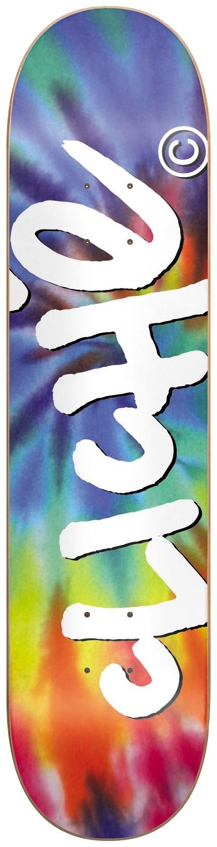 Cliche Handwritten Deck - Tie Dye