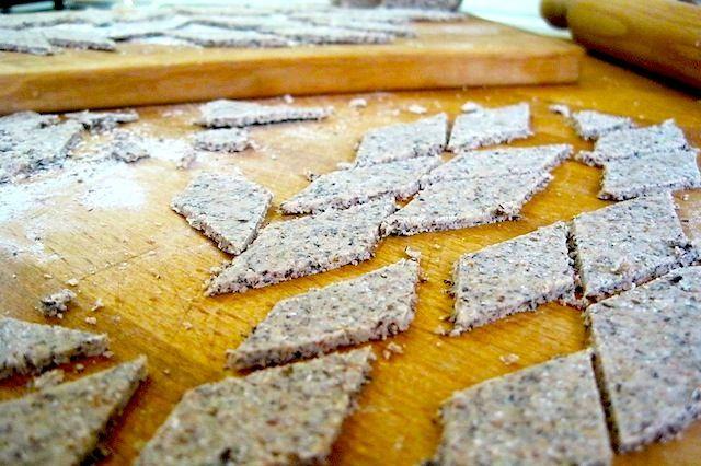 Eat different: maltagliati senza glutine