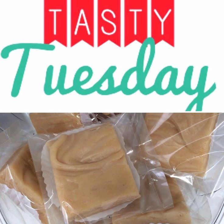 This weeks Tasty Tuesday Special is Peanut Butter Fudge!  Stop in for a sample and receive 20% off -Tuesday only! (6/27/17)