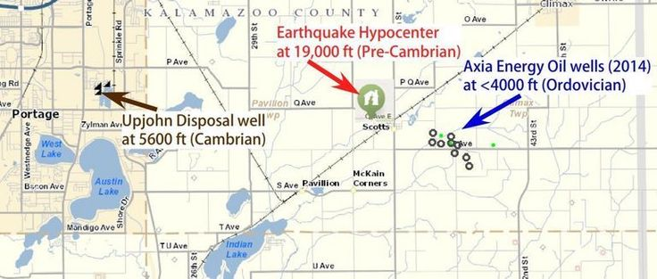 7 facts about earthquakes in Michigan | MLive.com
