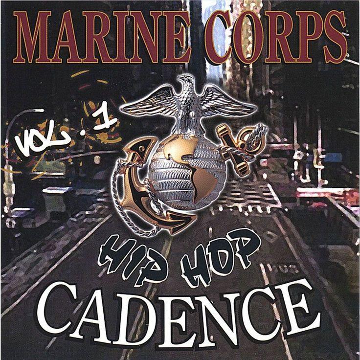 Motova8 - Marine Corps Hip-Hop Cadence, Vol. 1 (CD)