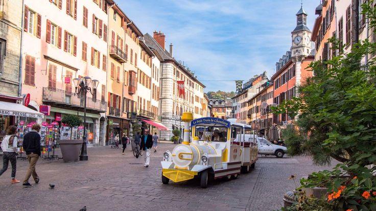 Place St Léger, Chambéry