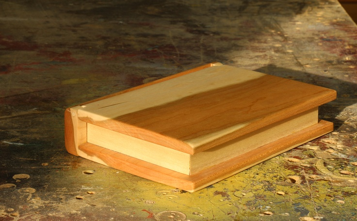 How To Make A Book Box : Plans for building chest of drawers small woodworking